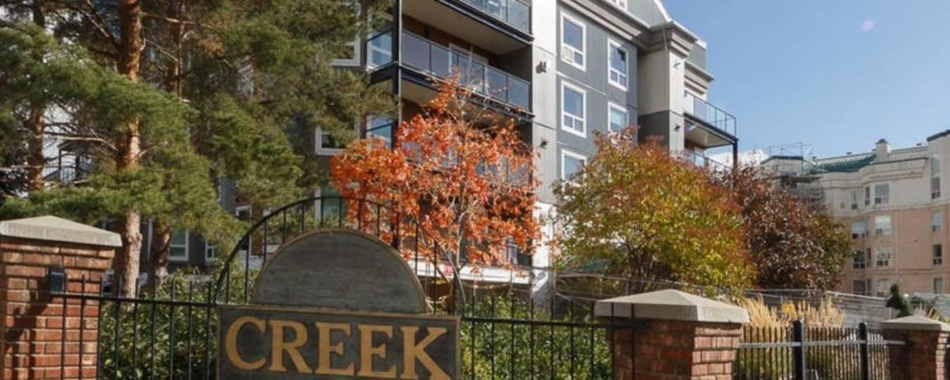 Creek Side Condos Edmonton