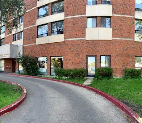 Garneau Hall Edmonton