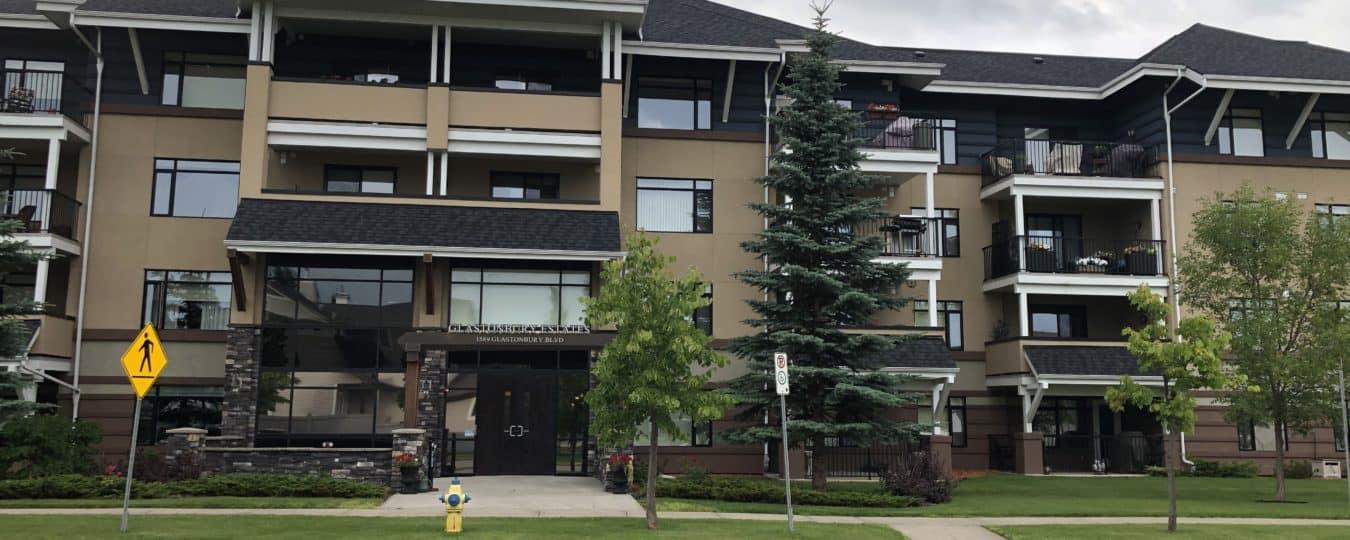 Glastonbury Estates Edmonton Condo