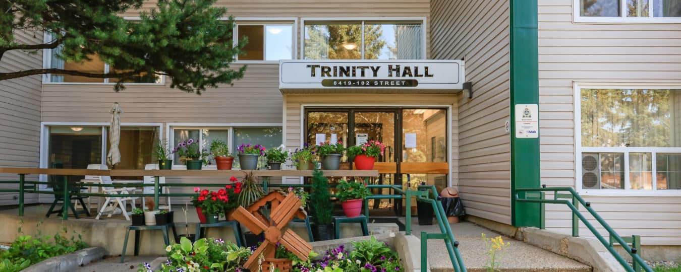 Trinty Hall