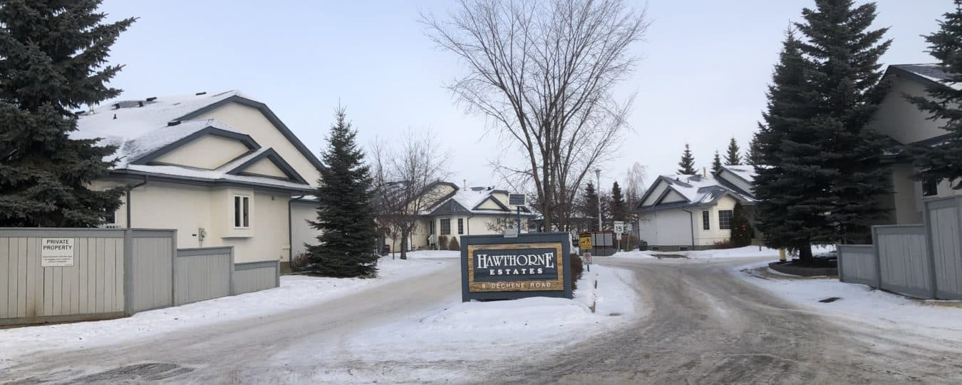 Hawthorne Estates