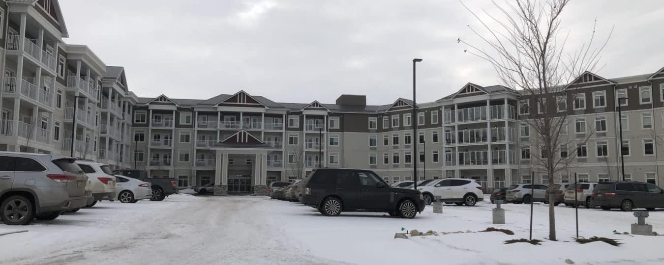 MacTaggart Place - Edmonton Senior Residence