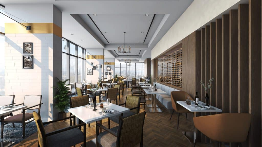 Riverview Dining Room