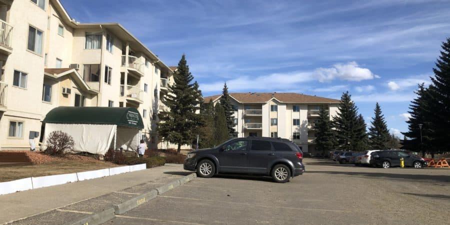 Carrington LaPerle Edmonton Condo
