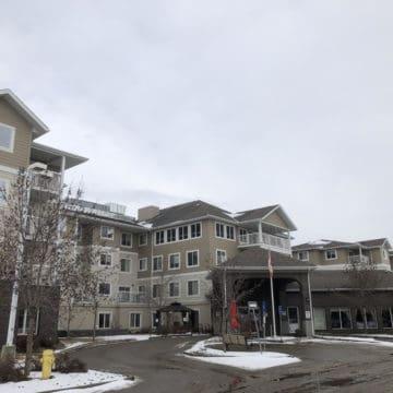 LIfestyle Options Whitemud Edmonton Senior Residence