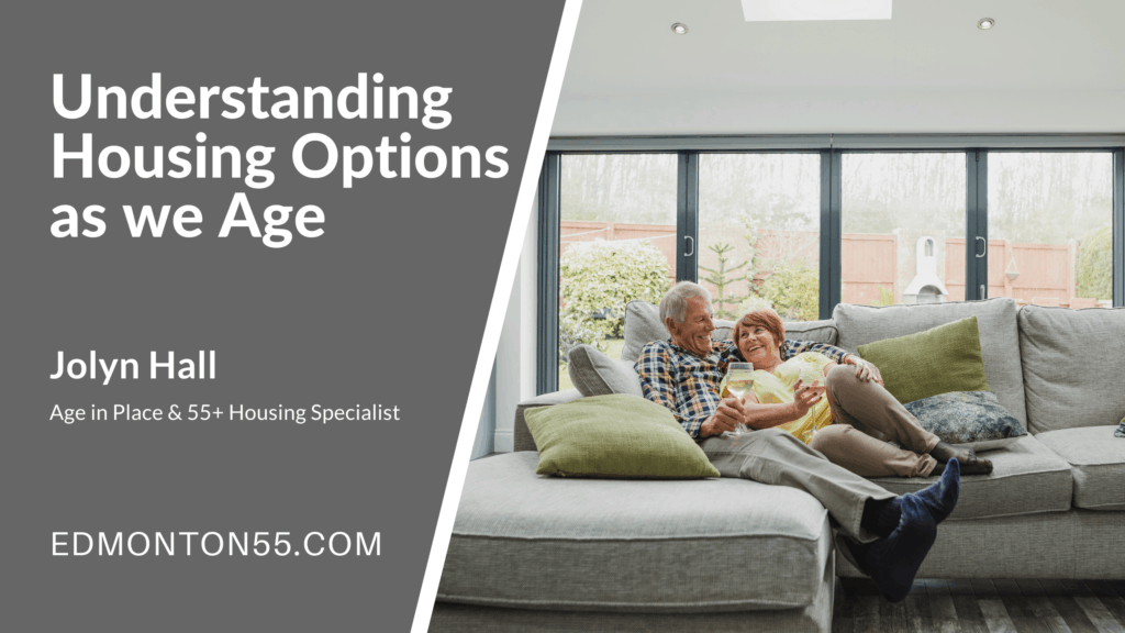 Understanding Housing Options as We Age Video