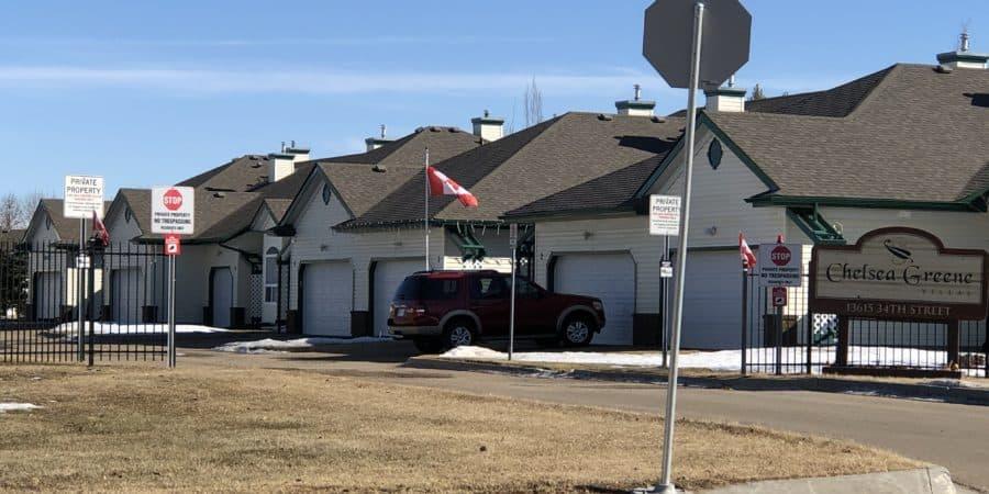 Chelsea Greene Villas Edmonton