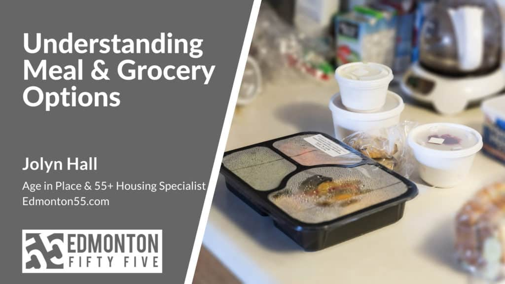 Edmonton Meal & Grocery Options for Aging Well
