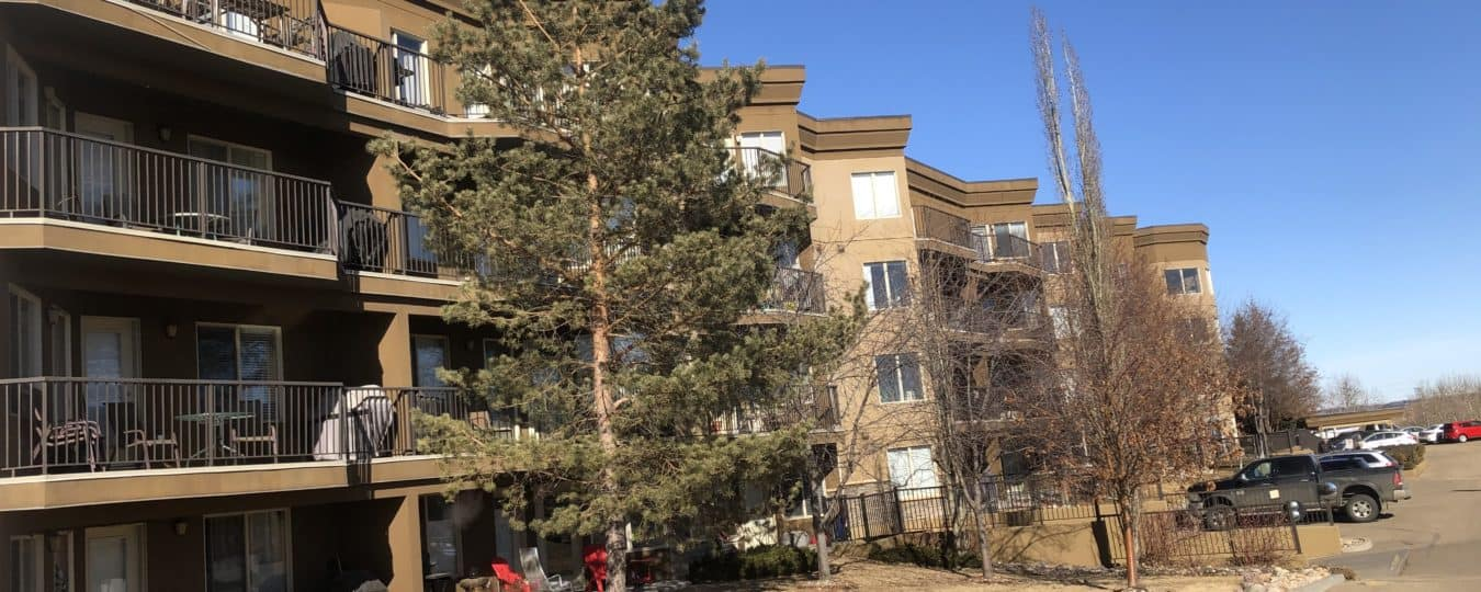 Ridge at Hermitage Edmonton Condo