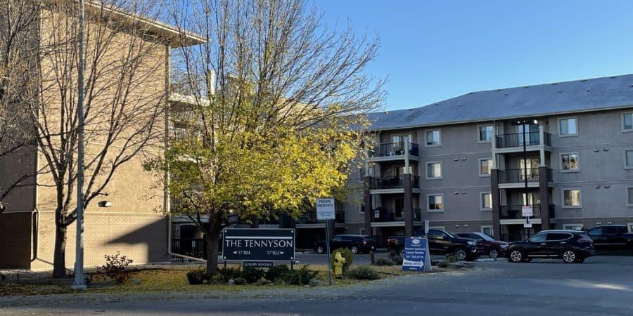The Tennyson Apartments